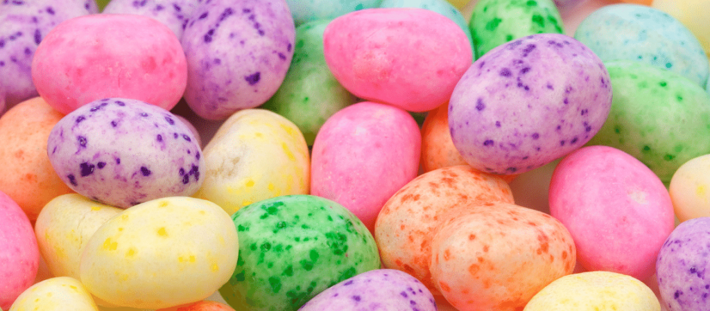 Easter Candy Pairing Guide