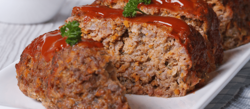 Recipe of the Day Meat Loaf