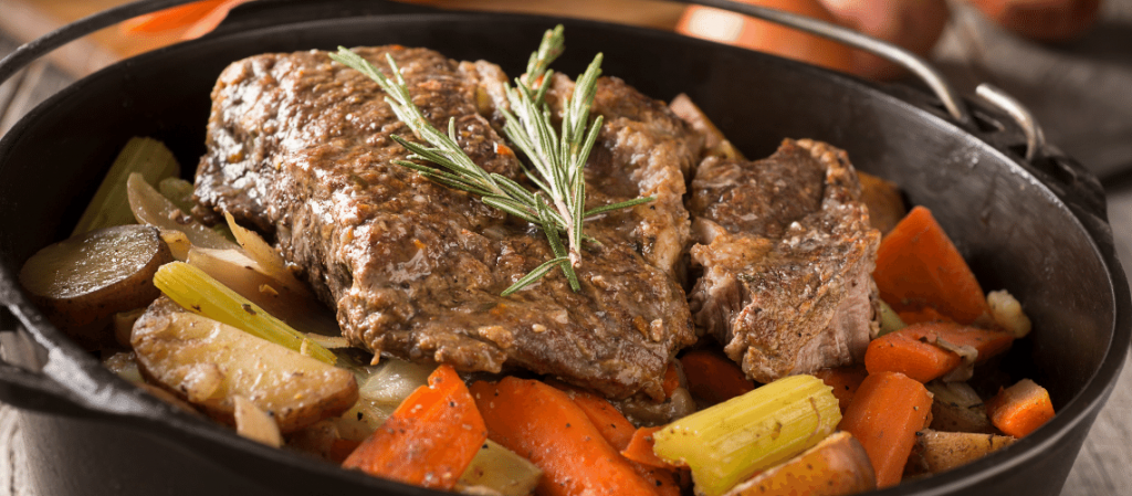Recipe of the Day Perfect Pot Roast