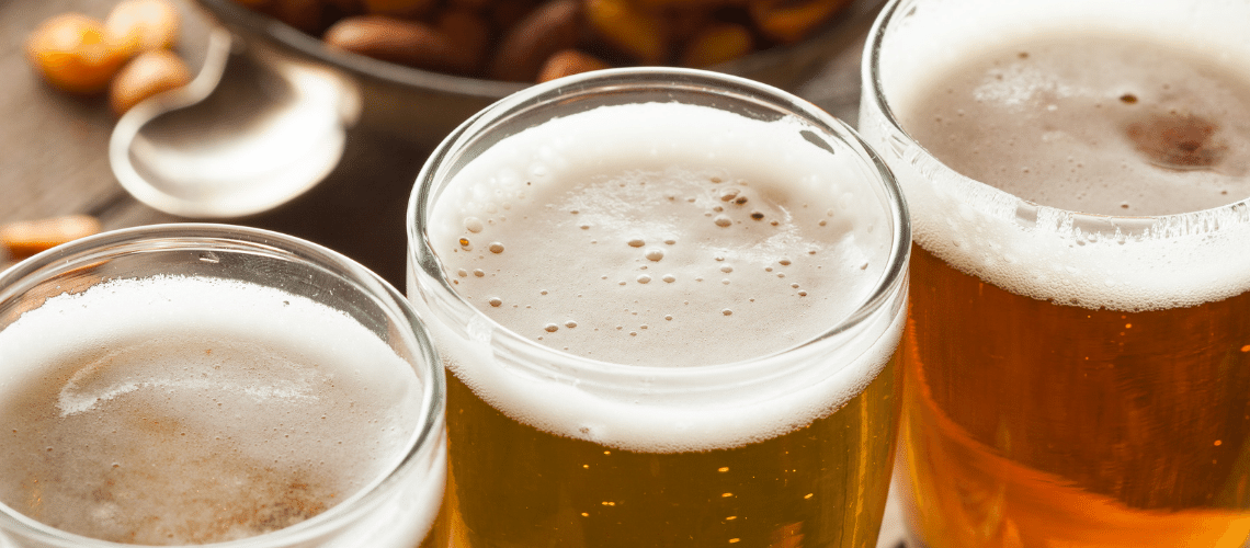 Three Beers To Try This Spring