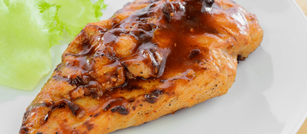 Easy Grilling Guide BBG Chicken Breast