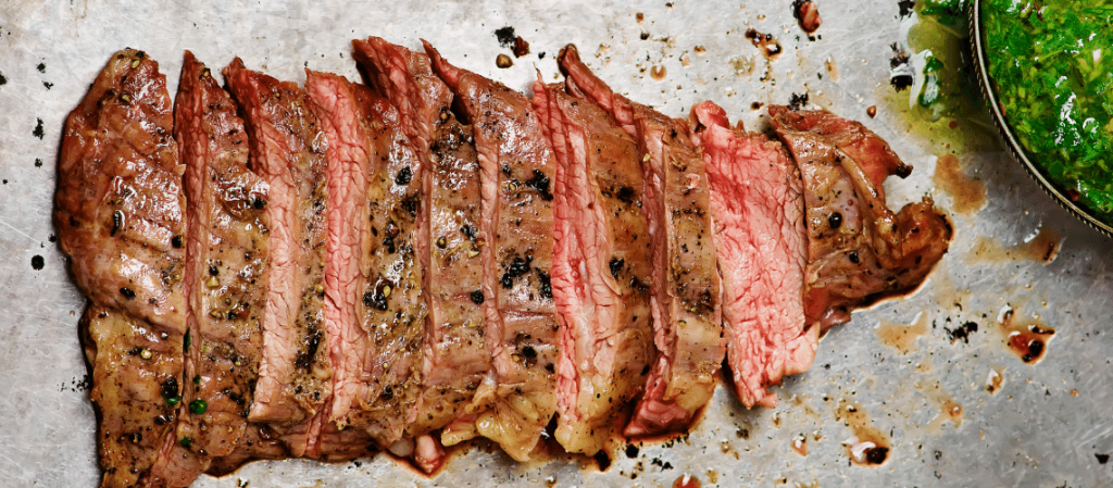 Easy Grilling Guide Grilled Flank Steak